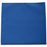 Maison & Déco Serviettes et gants de toilette Sols 50 cm x 100 cm Bleu roi