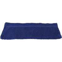 Maison & Déco Serviettes et gants de toilette Towel City RW1575 Bleu roi