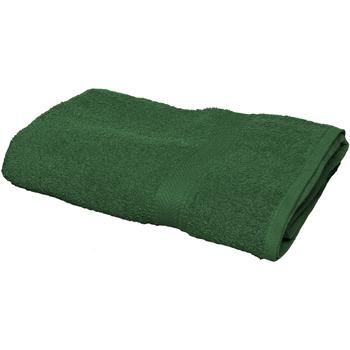 Maison & Déco Serviettes et gants de toilette Towel City RW1578 Vert forêt