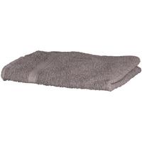 Maison & Déco Serviettes et gants de toilette Towel City RW1576 Moka