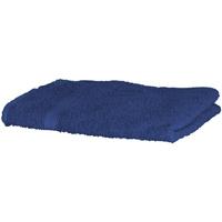 Maison & Déco Serviettes et gants de toilette Towel City RW1576 Bleu roi