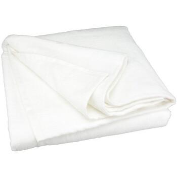 Maison & Déco Serviettes de plage A&r Towels 70 cm x 140 cm Blanc