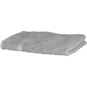 Maison & Déco Serviettes et gants de toilette Towel City RW1577 Gris