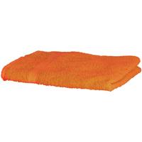 Maison & Déco Serviettes et gants de toilette Towel City RW1577 Orange