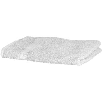 Maison & Déco Serviettes et gants de toilette Towel City RW1577 Blanc