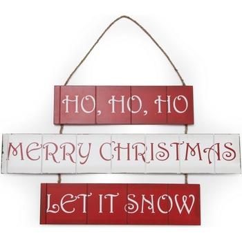 Maison & Déco Votre conseiller est en train décrire Christmas Shop Taille unique (59 x 36 cm) Rouge / blanc