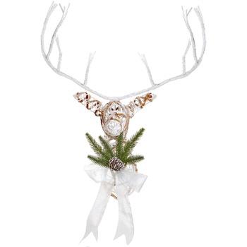 Maison & Déco Votre conseiller est en train décrire Christmas Shop Taille Unique Blanc