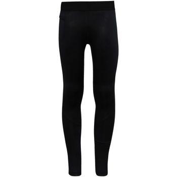 Vêtements Fille Leggings Tridri TR17B Noir/anthracite