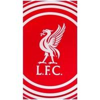 Maison & Déco Serviettes de plage Liverpool Fc Taille unique Rouge / blanc