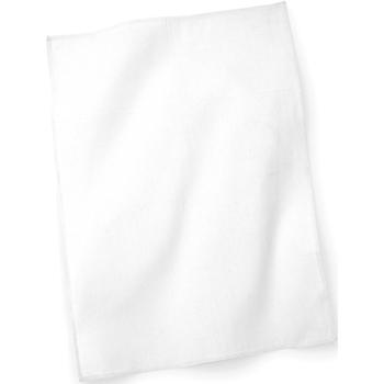 Maison & Déco Torchons Westford Mill Taille unique Blanc