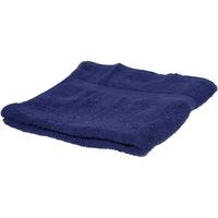 Maison & Déco Serviettes et gants de toilette Towel City RW1586 Bleu marine