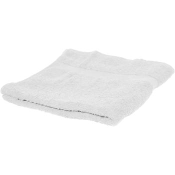 Maison & Déco Serviettes et gants de toilette Towel City RW1586 Blanc