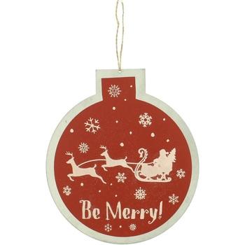 Maison & Déco Votre conseiller est en train décrire Christmas Shop Taille unique Rouge Be Merry