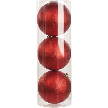 Maison & Déco Décorations de noël Christmas Shop RW5096 Rouge