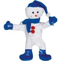 Maison & Déco Votre conseiller est en train décrire Christmas Shop Taille Unique Bonhomme de neige