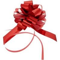 Maison & Déco Décorations festives Apac Taille unique Rouge métallique