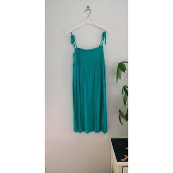 Vêtements Femme Robes courtes Kwoman Robe d'été Vert