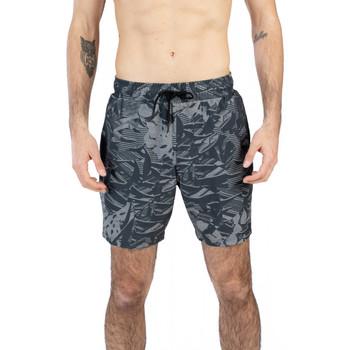 Vêtements Homme Maillots / Shorts de bain Spyder Short de bain homme, ajusté Noir