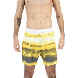 Vêtements Homme Maillots / Shorts de bain Spyder Short de bain homme, tropical Jaune