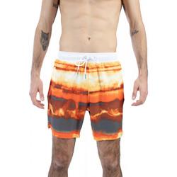 Vêtements Homme Maillots / Shorts de bain Spyder Short de bain homme, tropical Orange