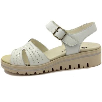 Chaussures Femme Sandales et Nu-pieds Piesanto 210776 Blanco