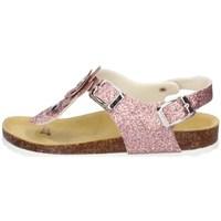 Chaussures Fille Sandales et Nu-pieds Evoca EJ110B ROSE
