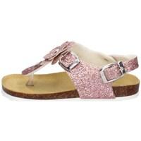 Chaussures Fille Sandales et Nu-pieds Evoca EJ110A ROSE