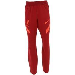 Vêtements Garçon Pantalons de survêtement Nike Liverpool pant jr 2021.22 lfc Rouge