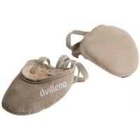 Chaussures Femme Sport Indoor Dvillena PIED DE GYMNASTIQUE RYTHMIQUE AFRICA Beige