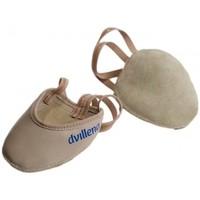 Chaussures Femme Sport Indoor Dvillena PIED DE GYMNASTIQUE RYTHMIQUE BEIG Beige