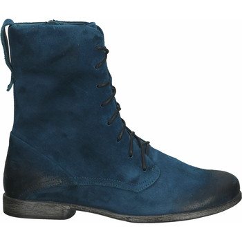 Chaussures Femme Boots Think Bottines Petrol