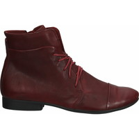 Chaussures Femme Boots Think Bottines Rot