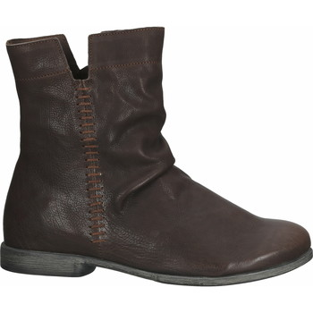 Chaussures Femme Bottes ville Think Bottes Tabacco