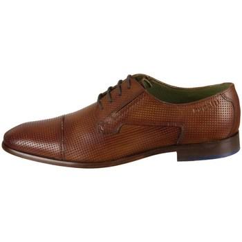 Chaussures Homme Derbies Bugatti Patrizio Marron