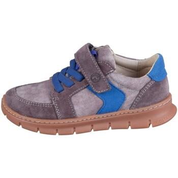 Chaussures Enfant Baskets basses Ricosta Silas Bleu, Beige, Marron
