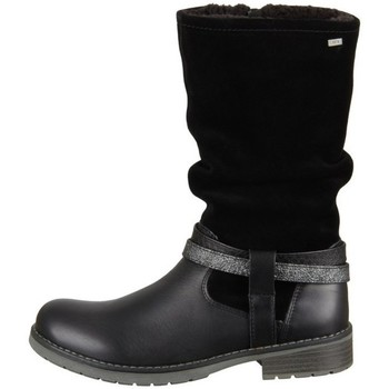 Chaussures Fille Bottes ville Lurchi Lia Noir