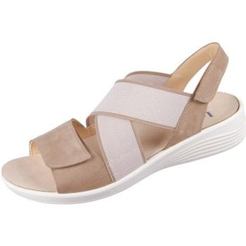 Chaussures Femme Sandales et Nu-pieds Legero Fly Beige