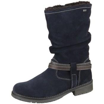 Chaussures Enfant Bottes ville Lurchi Lia Noir