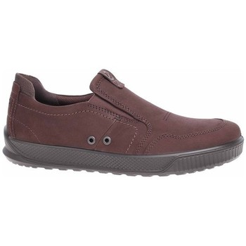 Chaussures Homme Mocassins Ecco Byway Marron