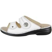 Chaussures Femme Mules Finn Comfort Sansibar Blanc