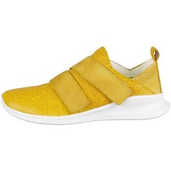 Chaussures Femme Baskets basses Think Waiv Jaune