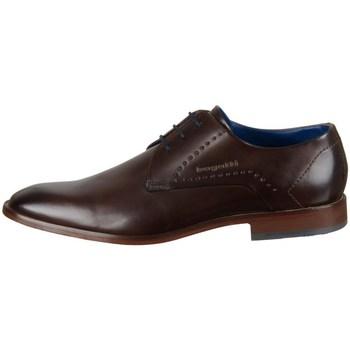 Chaussures Homme Derbies Bugatti Milko Exko Marron