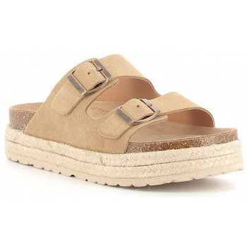 Chaussures Fille Mules Obi Shoes 3052 Beige