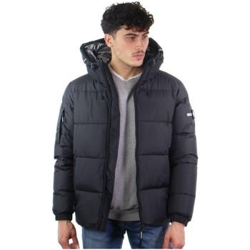 Vêtements Homme Doudounes Helvetica Doudoune  ref 50856 Noir Noir
