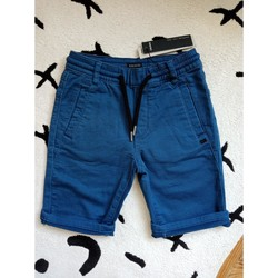 Vêtements Garçon Shorts / Bermudas Ikks Bermuda ikks Bleu