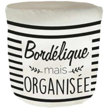 Maison & Déco Paniers, boites et corbeilles Retro Corbeille de rangement - Bordélique Beige