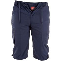 Vêtements Homme Shorts / Bermudas Duke  Bleu marine
