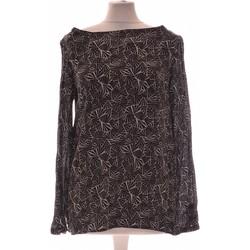 Vêtements Femme Tops / Blouses Jacqueline Riu Top Manches Longues  38 - T2 - M Noir