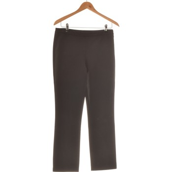 Vêtements Femme Chinos / Carrots Zara Pantalon Bootcut Femme  38 - T2 - M Noir