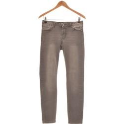 Vêtements Femme Jeans slim Pimkie Jean Slim Femme  34 - T0 - Xs Gris